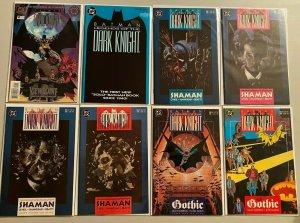 Batman legends of the dark light comic lot:#0-49 50 diff avg 8.5 VF+(1989-93)