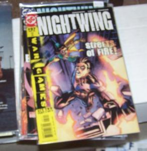 NIGHTWING  # 97 2004 DC COMICS BATMAN   robin  war games act 2 pt 3