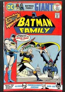 Batman Family #1 VF 8.0