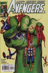 Avengers (1998 series) #40, NM + (Stock photo)