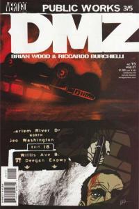 DMZ #15, NM (Stock photo)