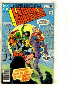10 Legion of Super-Heroes Comics # 270 275 296 287 294 295 297 298 299  EK4