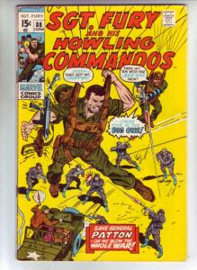 Sgt. Fury and His Howling Commandos #88 (Jun-71) VG/FN Affordable-Grade Sgt. ...
