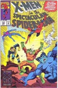 Spider-Man, Peter Parker Spectacular #198 (Mar-93) NM+ Super-High-Grade Spide...