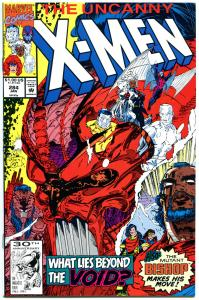 X-MEN #284, NM+, Wolverine, Whilce Portacio, Bryne, Uncanny, Marvel