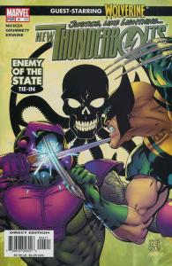 New Thunderbolts #4 VF/NM; Marvel | save on shipping - details inside