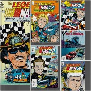 Legends of Nascar 2-11 (Vortex, 1990-92)