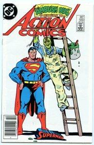Action Comics 560 Oct 1984 NM- (9.2)