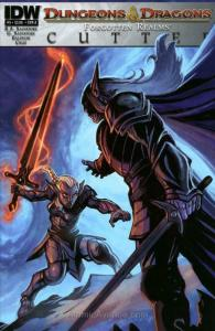 Dungeons & Dragons: Cutter #5A VF/NM; IDW | save on shipping - details inside
