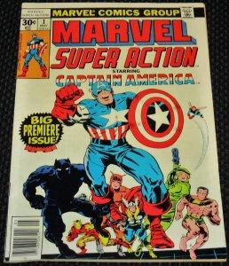 Marvel Super Action #1 (1977)