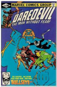 DAREDEVIL 172 VF-NM July 1981 COMICS BOOK