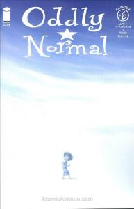 Oddly Normal (Image) #6A VF/NM; Image   save on shipping - details inside