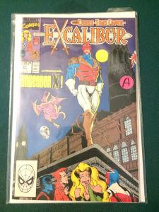 Excalibur #21 The Cross-Time Caper- part 10 of 9