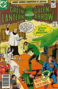 Green Lantern (1960 series) #122, VF (Stock photo)