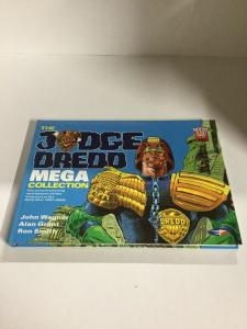The Judge Dredd Mega Collection 2000ad Graphic Album Oversized HC B11