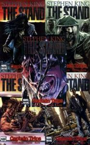STAND, THE CAPTAIN TRIPS (2008) 1-5  Stephen King's