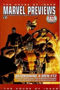 Marvel Previews (2003 series) #28, NM (Stock photo)