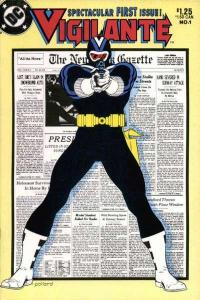 Vigilante (1983 series) #1, NM (Stock photo)