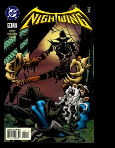 12 Nightwing DC Comics #11 12 13 14 15 16 17 18 Wizard 1/2 19 20 21 Batman GK10