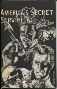 Pulp Classic #7 1974-Operator #5-Nick Carr-America's Secret Service Ace-FN-