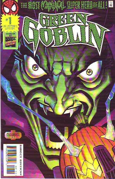 Green Goblin #1 (Oct-95) NM/NM- High-Grade Spider-Man
