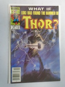 What If? #47 final issue 5.0 VG FN (1984 1st Series)