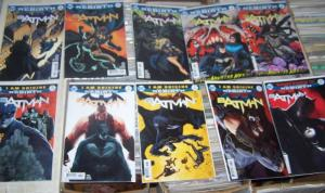 Batman #4 5 6 7 8 9 10 11 12 13 14  2016, DC UNIVERSE REBIRTH