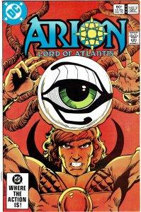 Arion: Lord of Atlantis #2  VF+
