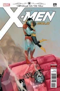 X-Men Gold (2017 series) #29, NM (Stock photo)