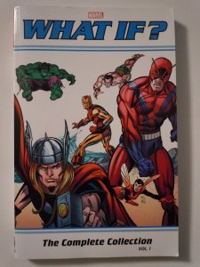What If? Classic: The Complete Collection #1 (2019)