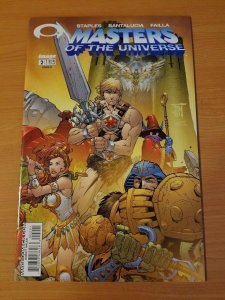 Masters of the Universe #2 Cover B ~ NEAR MINT NM ~ (2002, Image Comics)