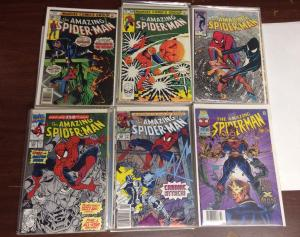 Amazing Spider-Man 175-420 61 Book VG/NM Range Lot Set Run