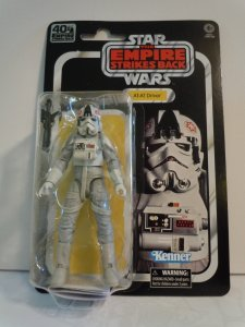 Star Wars The Black Series AT-AT Driver 6-inch Scale The Empire Strikes Back 40T