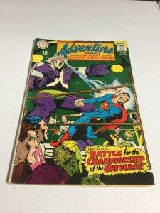 Adventure Comics 366 Gd+ Good+ 2.5 Top Staple Detached DC Comics