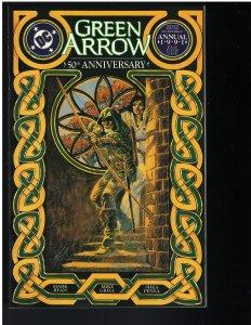 Green Arrow Annual #4 (1991)