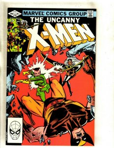 Uncanny X-Men # 158 NM Marvel Comic Book Wolverine Storm Hulk Angel Cyclops HJ9