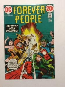 Forever People 11 VF- Very Fine- DC Comics