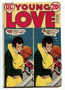 YOUNG LOVE #102 1973  comic book-DC romance