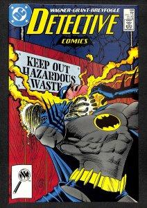 Detective Comics #588 (1988)
