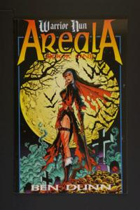 Warrior Nun Areala Book One June 1995. Antarctic Press.