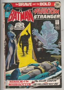 Brave and the Bold, The #98 (Nov-71) VF/NM High-Grade Batman, Phantom Stranger