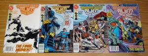 Armageddon: the Alien Agenda #1-4 VF/NM complete series - all newsstand set