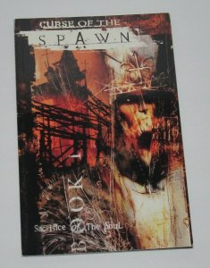 Curse of the Spawn Sacrifice of the Soul TBP Book 1 1999 Image Comics FN/VF