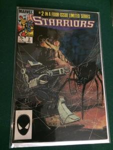 Starriors #2