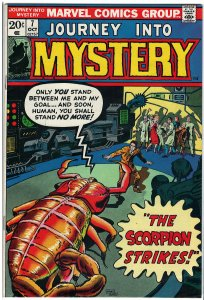 Journey Into Mystery #7 (Marvel, 1973) NM-