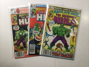 Marvel Super Heroes 100 101 104 Lot Run Set Near Mint- 9.2 Marvel