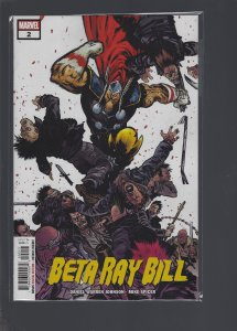 Beta Ray Bill #2
