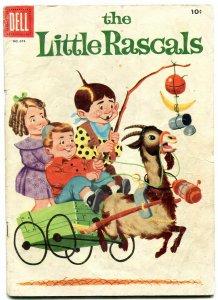 Little Rascals- Four Color Comics #674 1956 VG-