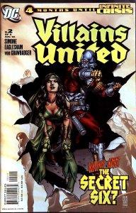 Villains United #2 (2005)