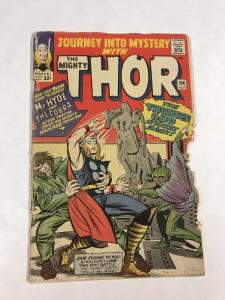 Journey Into Mystery 106 2.0 Gd Good Mouse Chews Marvel Silver Age